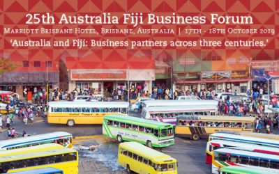 25th Australia Fiji Business Forum – Early Bird registration ends