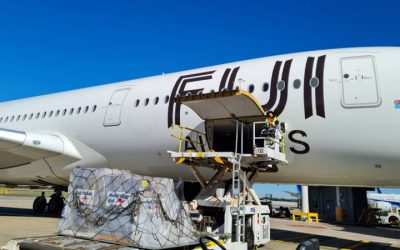 Australia provides 560,000 vaccines to Fiji to date